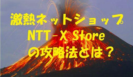 電脳せどりで仕入れできるサイト~NTT-X Store編~